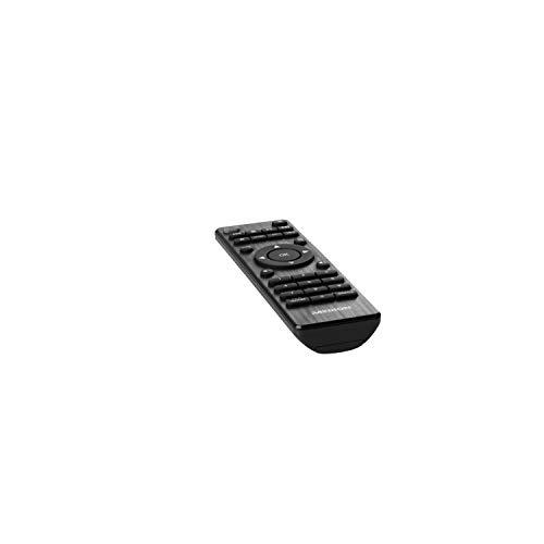 MEDION P85035 MD 87090 Internetradio mit DAB+ (DAB+ Digital-Radioempfang, UKW, Wecker, Sleeptimer) schwarz - 8