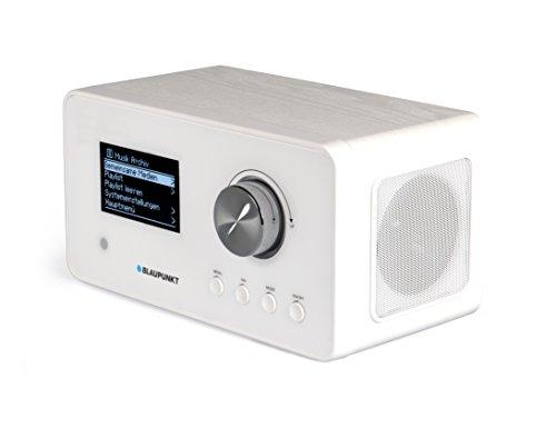Blaupunkt IRD 30 Internetradio (DAB, Digitalradio mit wecker, Wlan Küchenradio als Badradio,UKW-Tuner, Miniradio in Retro-Design, Uhrenradio) - 5
