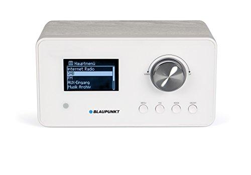 Blaupunkt IRD 30 Internetradio (DAB, Digitalradio mit wecker, Wlan Küchenradio als Badradio,UKW-Tuner, Miniradio in Retro-Design, Uhrenradio) - 7