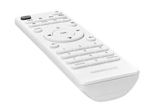 MEDION LIFE P85135 MD 87990 7,1 cm (2,8 Zoll TFT-Display) WLAN Internet-Radio, 2×6 W RMS, DLNA-/UPnP, DAB+, FM/UKW, LAN, USB 2.0, AUX, Spotify, weiß - 5