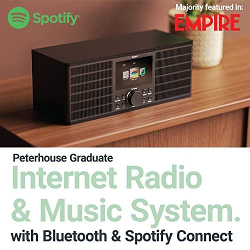 Peterhouse Graduate Internetradios - 2