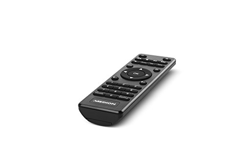 Medion MD 87528 WLAN Internet-UKW Radio (RDS, Spotify, USB, AUX in, DLNA, UPNP) schwarz - 6