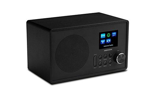 Medion MD 87528 WLAN Internet-UKW Radio (RDS, Spotify, USB, AUX in, DLNA, UPNP) schwarz - 7