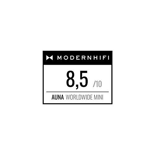 auna Worldwide • Internetradio • Digitalradio • WLAN-Radio • Netzwerkplayer • DAB/DAB+ Tuner • UKW/MW-Empfänger • MP3-USB-Port • Wecker • Sleep-Timer • LCD-Display • Fernbedienung • Weiß - 7
