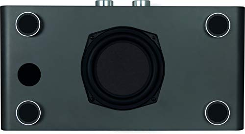 TechniSat Digitradio 600 Internetradio (Spotify, WLAN, LAN, DAB+, DAB, UKW, CD-Player, Bluetooth, Radiowecker, Wifi-Streamingfunktion, Multiroom, 2 x 20 Watt Lautsprecher, 30 Watt Subwoofer) weiß - 6
