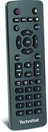 TechniSat Digitradio 600 Internetradio (Spotify, WLAN, LAN, DAB+, DAB, UKW, CD-Player, Bluetooth, Radiowecker, Wifi-Streamingfunktion, Multiroom, 2 x 20 Watt Lautsprecher, 30 Watt Subwoofer) weiß - 7
